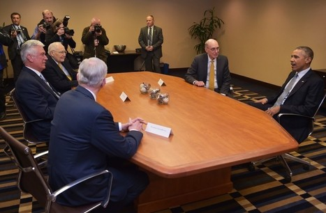 President Obama met with Mormon leaders on immigration — an issue they agree on | Community Village Daily | Scoop.it
