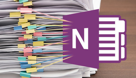 How to Create Your Own #Wiki with #OneNote | Time to Learn | Scoop.it