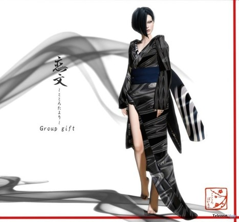 Yuragi 2016 Kimono Group Gift by kokorotayori | Teleport Hub - Second Life Freebies | Second Life Freebies | Scoop.it
