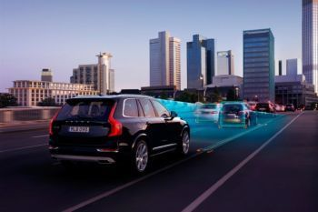 """Volvo Will Accept """"Full Liability"""" for its Autonomous Vehicle 
