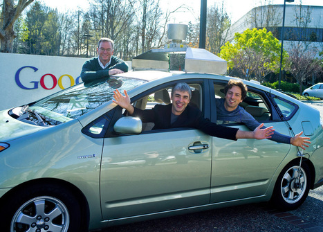 Driverless cars could be the big thing that vaults Google over Apple | Driverless Cars | Scoop.it