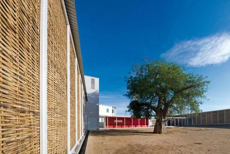 Emergency Pediatric Clinic, Darfur - Architecture - Domus | sustainable architecture | Scoop.it