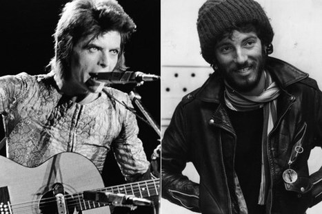 David Bowie Producer Tony Visconti Recalls the Meeting That Killed Bowie's Springsteen Cover | B-B-B-Bowie | Scoop.it