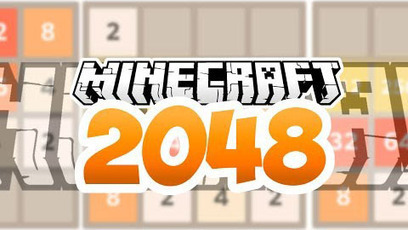 2048 in Minecraft Map 1.8   Minecraft 1.7.4/1.7.2   Map for Minecraft   Scoop.it