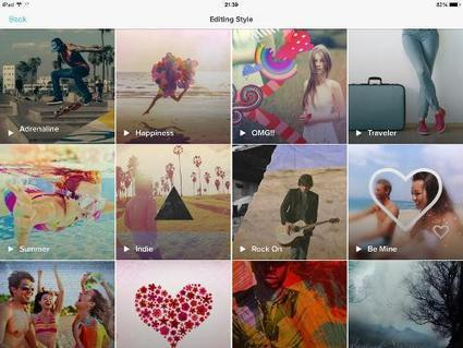 6 iPhone Apps for Budding Filmmakers | Yahoo Tech | How to Use an iPhone Well | Scoop.it
