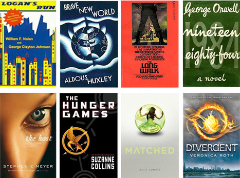 Little Gray Pixel: My Favorite Dystopian Novels | Dystopian Fiction | Scoop.it