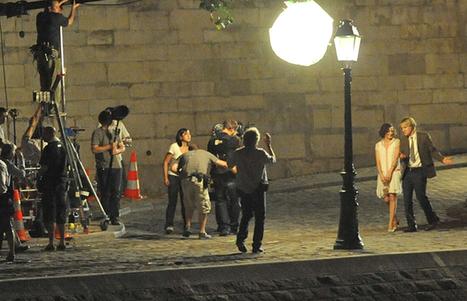 La géographie des tournages parisiens | Géographie et cinéma | Scoop.it