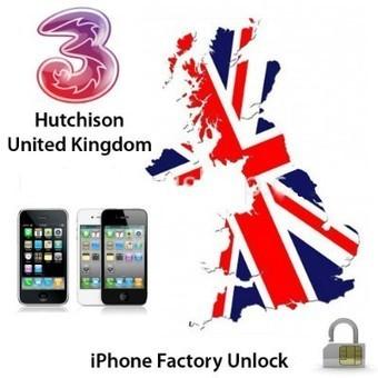 iPhone Unlock Service UK 3 Hutchinson - iPhone 3GS,4,4S,5 (Blocked Service) | iPhone Unlock Service | Scoop.it