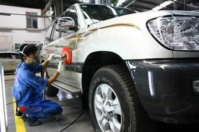 Sơn xe ô tô, xe máy giá rẻ tại Hà Nội - cuu ho piaggio, cuu ho vespa | gameavatar | Scoop.it