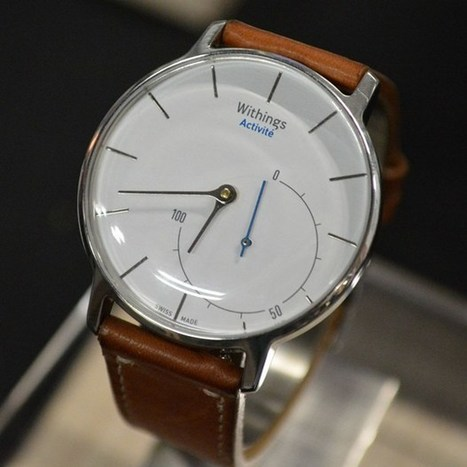Nokia to buy smartwatch firm Withings for £131m (Wired UK) | cross pond high tech | Scoop.it