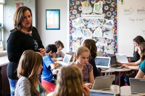 Los Chromebooks llenan las aulas de Estados Unidos   jose alfocea   jalfocea   Scoop.it