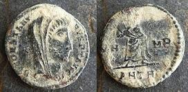 Monedas del Bajo Imperio: La ropa en el periodo romano bajo imperial. | Ollarios | Scoop.it