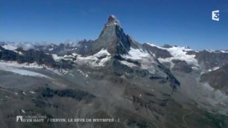 Chroniques d'en Haut - Le Cervin, sur les traces de Whymper (partie 2) #Zermatt #alpinisme #montagne | Neige et Granite | Scoop.it