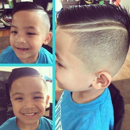 20 Сute Baby Boy Haircuts   hairsalonforkids   Scoop.it