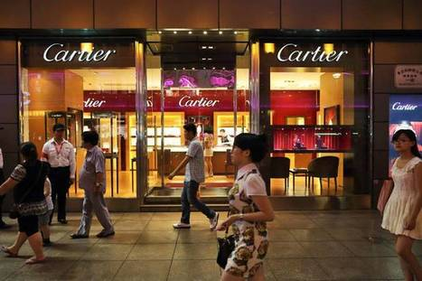 Luxury Society - Richemont stokes fears of China luxury slowdown - Evening Standard | Social Media Localization | Scoop.it
