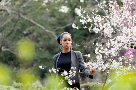 Biracial Beauty Queen Challenges Japan's Self-Image   Southmoore AP Human Geography   Scoop.it