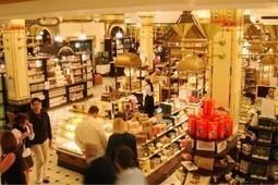 How Luxury Retailer Harrods has Responded to the Rise in Online Spending | Innovation sur les points de vente | Scoop.it