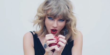 Taylor Swift's '1989' is now streaming on Apple music | Country Music Today | Scoop.it