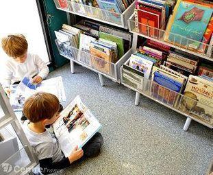 La Bibliothèque de la Nièvre a ouvert ses portes au public | Bibliothèques du futur | Scoop.it