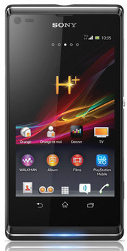 Le Sony Xperia L arrive en boutique