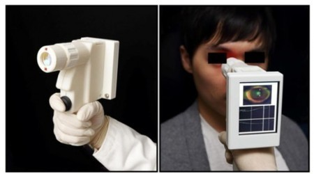 Portable scanner designed to make eye exams quicker and easier | blooms taxonomy | Scoop.it