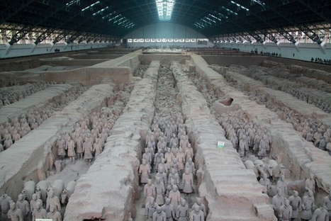 Terracotta Warriors Inspired by Ancient Greek Art - Project Avalon | Ancient Art History Summary | Scoop.it