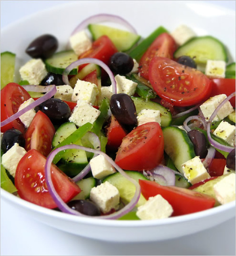 Are Salads the Only Healthy Food On Earth? | Best Sites Ever | Scoop.it