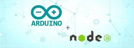 NodeJS, Socket.io and Johnny Five to control Arduino | Raspberry Pi | Scoop.it
