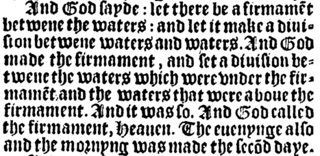 u/v, i/j, and transcribing other early modern textual oddities | Digital Heritage | Scoop.it