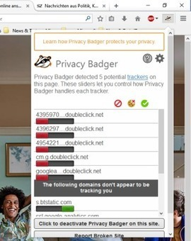 Browser-Plugin sperrt Werbenetzwerke | Privacy Badger | EFF | Free Tutorials in EN, FR, DE | Scoop.it