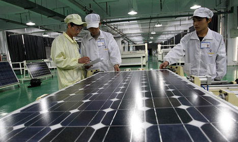 EU to impose anti-dumping tariffs on Chinese solar panels | Barriers to Trade | Scoop.it