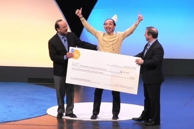 'Good Times' brainwave app blocks phone calls when the user is busy, wins 1st prize ($30,000) of AT&T Hackathon | Social Foraging | Scoop.it