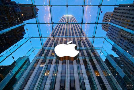 Apple voit son futur dans les objets connectés | Les acteurs du marché | Scoop.it