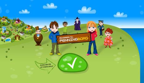Penningborg | Mattelänkar | Scoop.it