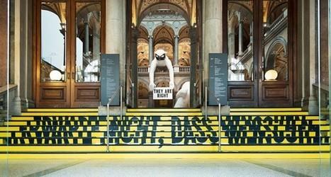 MAK. Austrian Museum of Applied Arts / Contemporary Art | Stefan Sagmeister: The Happy Show | design exhibitions | Scoop.it