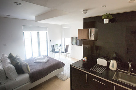 Fabulous Wren Ledge Studio Apartment in City Of London, London Holiday Apartments - RatedApartments | Serviced Apartments in London | Scoop.it