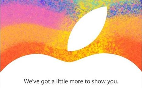 Apple Sends Press Invites for iPad Mini Event | mobilextension | Scoop.it