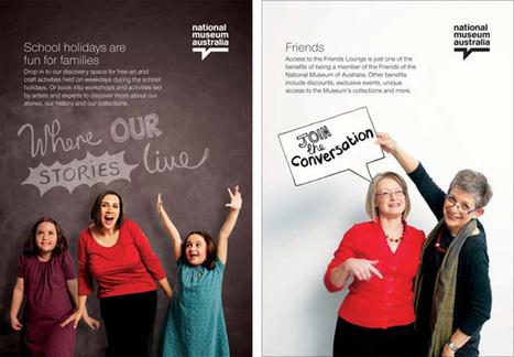 Nouvelle identité du National Museum of Australia | Open P2P ReadWrite Museums • Free Culture • Co Creation | Scoop.it