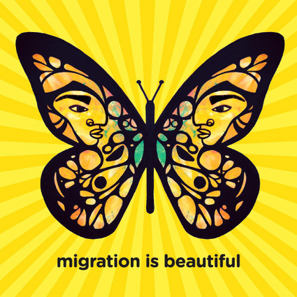 Here are some of the artists & organizations featured in #MigrationIsBeautiful documentary - Favianna.com | Diseño Social | Scoop.it