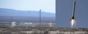 Spaceport America set for SpaceX reusability testing | NASASpaceFlight.com | The NewSpace Daily | Scoop.it