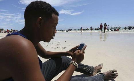 Afrique: l'accès à Internet en pleine accélération. Les lions passent au numérique. | Innovation sociale | Scoop.it