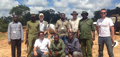 UAV successfully trialled in war on poachers in Tanzania | Wildlife Trafficking: Who Does it? Allows it? | Scoop.it