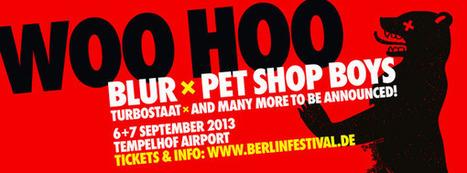 Berlin Festival 2013: Blur, Pet Shop Boys & altro ancora! | Concerti e Spettacoli ... - LineaMusica | Tempelhof airport | Scoop.it
