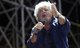 Beppe Grillo calls for nationalisation of Italian banks and exit from euro | Saif al Islam | Scoop.it