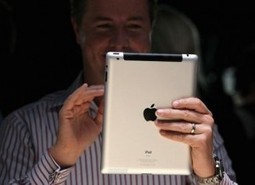 Not Just a Productivity Tool, The iPad is an In-Store Marketing Tool ... | iPad Apps for Business | Scoop.it