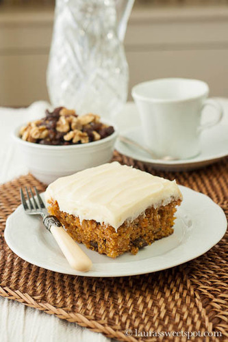 #RECIPE - carrot-cake-recipe | Recetas | Scoop.it