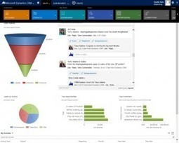 It's Official! Microsoft to release Dynamics CRM 2013 this Fall! - CRM Software Blog - Microsoft Dynamics CRM - Microsoft Dynamics Community | Law Firm CRM | Scoop.it