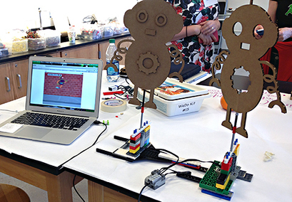 "Your Students can be ""Makers"": 16 Projects Invented by Teachers ^ Getting Smart ^ by Lindsey Own 