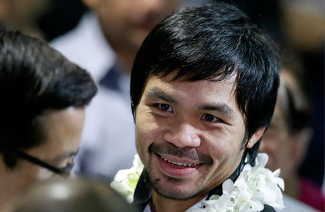 Pacquiao astounded by Bradley's no-bath ritual - Philippine Star   Hygiene   Scoop.it
