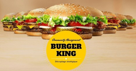 5 initiatives brillantes de Burger King sur les réseaux sociaux | Digital inspirations | Scoop.it